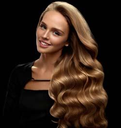 woman-hair-styling